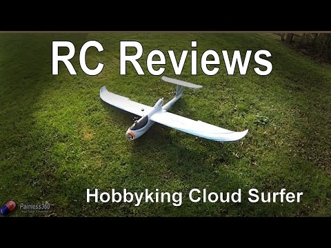 RC Reviews - Hobbyking Cloud Surfer FPV Plane