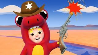 Cowboy & Sherif Far West Song + More Awesome Aventure Kids Songs 🎷One Zeez Nursery Rhymes