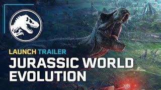 Jurassic World Evolution Official Game Trailer