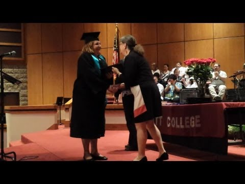 Platt College Tulsa, OK Graduation MLT Medical Laboratory Technician Graduates 2013