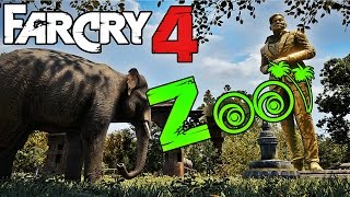 Far Cry 4 One Day The At The Zoo - 15 Types of Animals