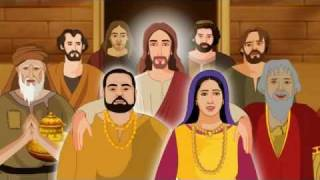 Zacchaeus The Tax Collector Animation Video