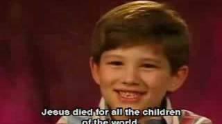 Watch Cedarmont Kids Jesus Loves The Little Children video