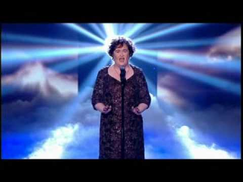 Susan Boyle :: Britains Got Talent 2009 Semifinal :: Memory - Cats Music Videos