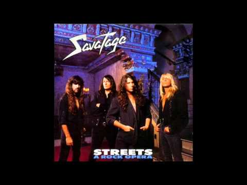 Savatage - A Little Too Far