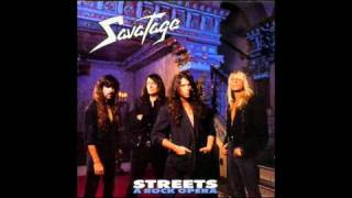 Watch Savatage A Little Too Far video