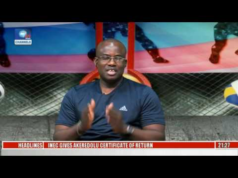 Sports Tonight: Victor Moses Wins PFA Fans' Player Of The Month