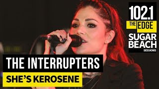The Interrupters - She's Kerosene (Live at the Edge)