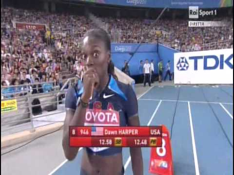 Sally Pearson 100h women's final daegu 2011.avi