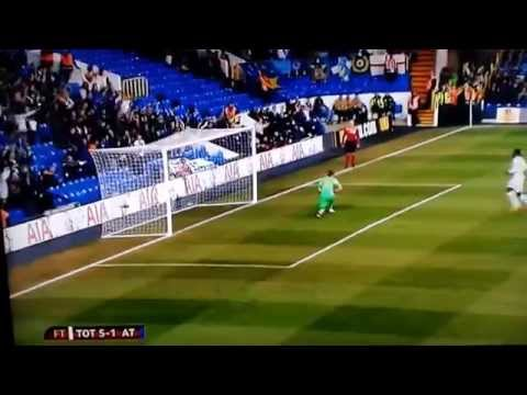 Better version Lamela rabona goal (not HD)