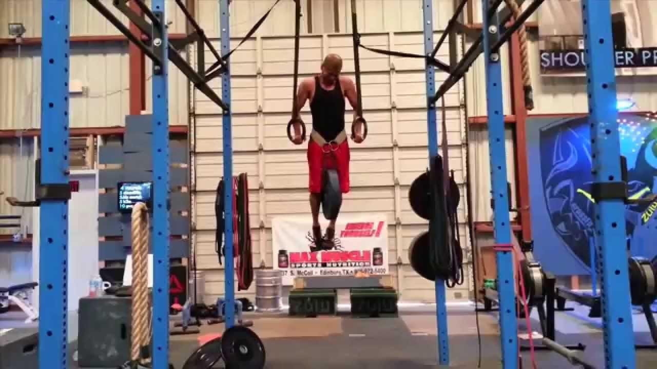 Abel Gonzalez American Ninja Warrior 6 Submission Video