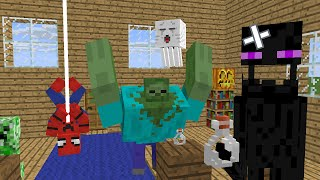 Monster School : Brewing - Minecraft Animation