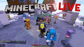🔴FLOODING MINECRAFT SERVERS, JOIN US!  1.14.4