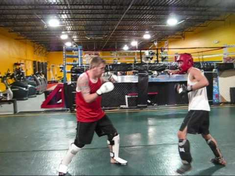 MMA Sparring at Real Mixed Martial Arts Image 1