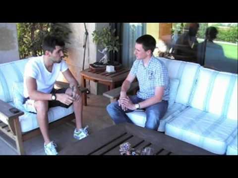 At home with Jaime Alguersuari