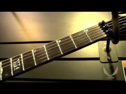 Dean Guitars 2014 N.A.M.M. Jacky Vincent C450F in Purple