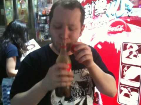 Self-Freezing Coke - Crazy from Kong!