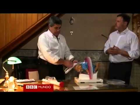 Visit: http://www.bbc.co.uk/mundo/noticias/2011/10/110930_video_dispositivo_odon_new_mr.shtml El argentino Jorge Odón transformó un juego que aprendió con am...