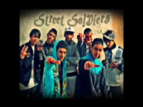 Street Soldiers L3awda Mén Jadid Rap Chlef  2012.flv video