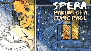 Spera: Making of a Comic Page