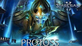 Starcraft 2 Gameplay of Protoss Tutorial