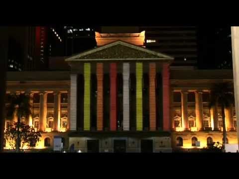Inspire Event Partners GenerationOne Launch - Brisbane Projections.mp4