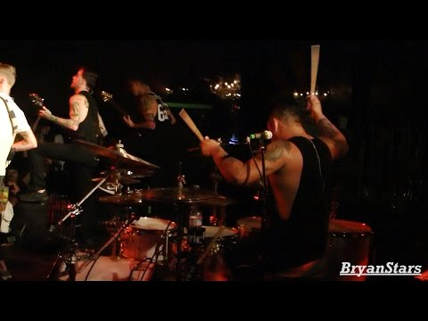 Chelsea Grin - playing With Fire Live! In Hd video