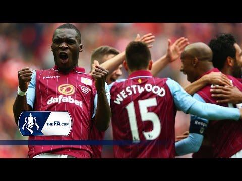 Pitchside at Wembley