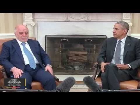Obama Meets With Advisers on Iraq, Reaffirms Support for Abadi