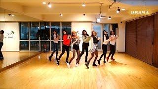 나인뮤지스[9MUSES] - 드라마(DRAMA) 안무 연습영상(Dance practice)
