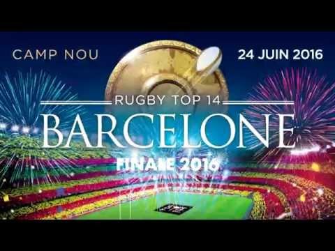 Finale Barcelone 2016 - Le Camp Nou vous attend !