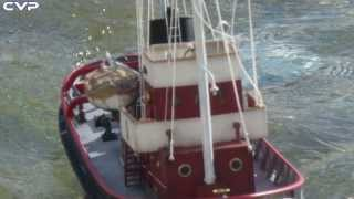 CVP - Photo Video Series No7 Rc Tug Boat Bugsier III
