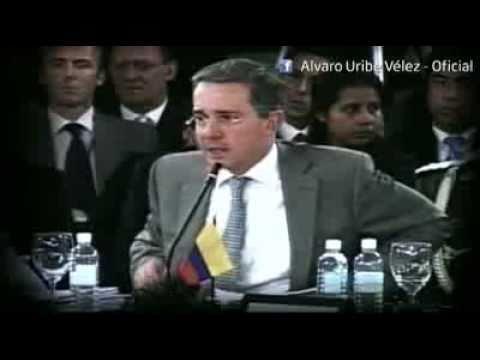 Álvaro Uribe Vélez !QUÉ PRESIDENTE!