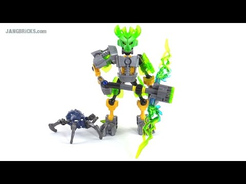 LEGO Bionicle Protector of Jungle review! set 70778