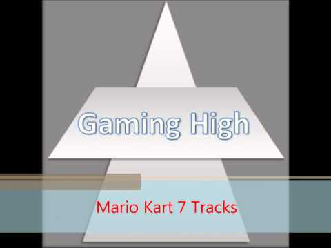 Gaming High Playlist Preview: Mario Kart 7 Tracks