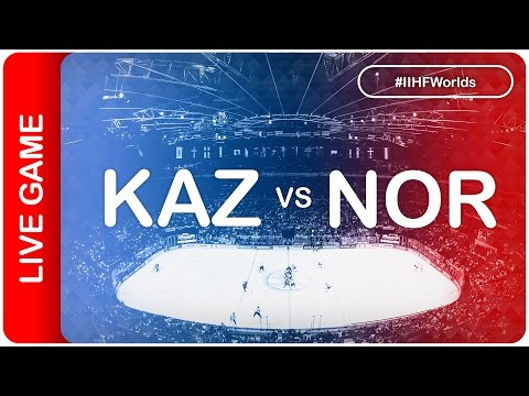 Kazakhstan vs Norway | Game 23 | #IIHFWorlds 2016
