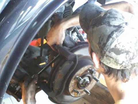 How To replace Ford Explorer Ball Joints