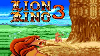 Король лев прохождение игры сега