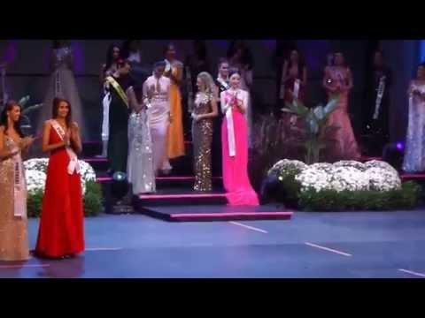 Miss Globe 2015 Top 15 Semi Finalist - Ann Lorraine Colis