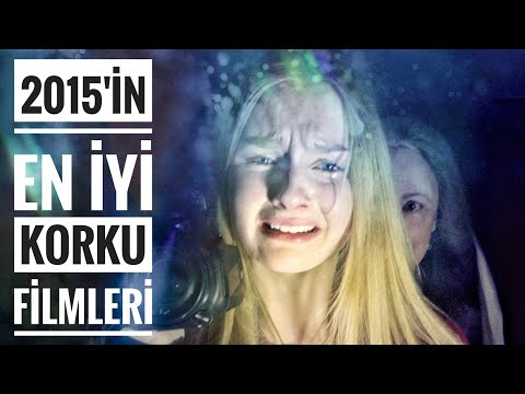 2015 In En İyi Korku Filmleri Top 10