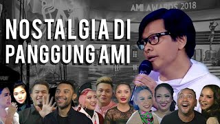 Nostalgia Panggung Ami Awards Armand Maulana Vlog