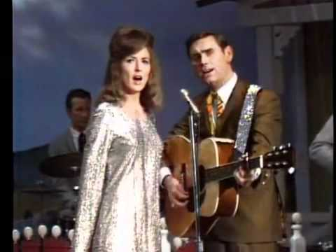George Jones - We Must Have Been Out of Our Minds - W/ Melba Montgomery