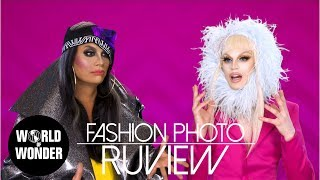 FASHION PHOTO RUVIEW: Drag Race Season 11 Episode 9 with Raja and Aquaria!