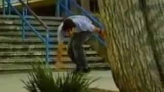 Eric Koston's Part in Girl Yeah Right