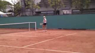 Micha Krajicek Training.3gp