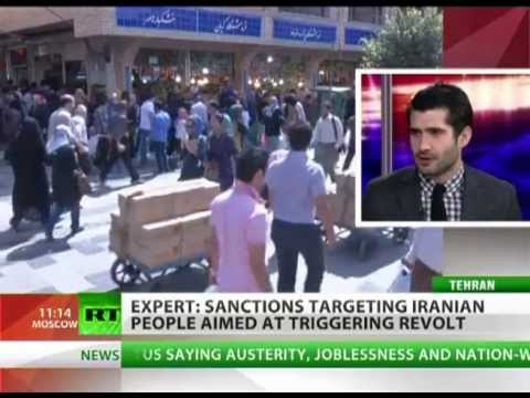 US sanctions, further TIGHTEN the financial SCREW on Iran: Target is ORDINARY Citizens