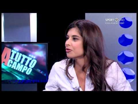 Benedetta Rinaldi a Sport Uno canale 60 DT