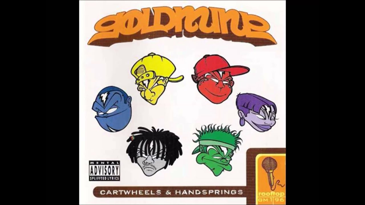 Goldmine - Cartwheels & Handsprings