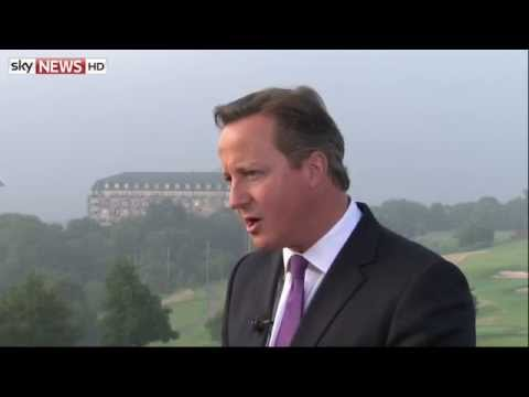 David Cameron: UK Will Not Pay For British IS Hostage
