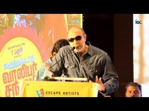 Varutha Padatha Valibar Sangam Press Meet Sathyaraj Speech